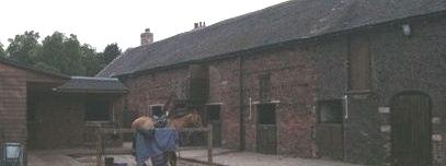 image of one of the older Ride Farm buildings